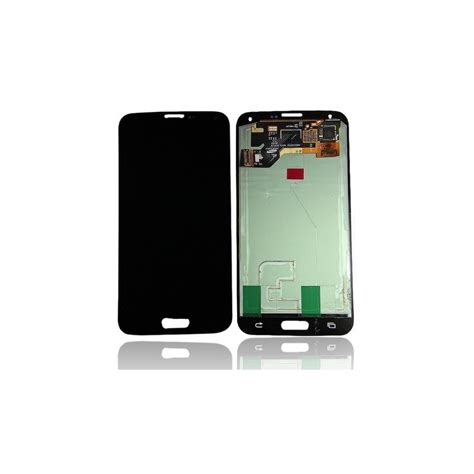 Lcd Samsung S5 samsung galaxy s5 black lcd screen assembly