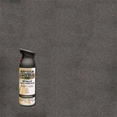 home depot spray paint bronze rust oleum universal 11 oz all surface metallic satin
