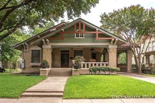 pictures of style homes historic fairmount district fort worth texas