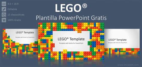 powerpoint themes lego plantilla lego powerpoint