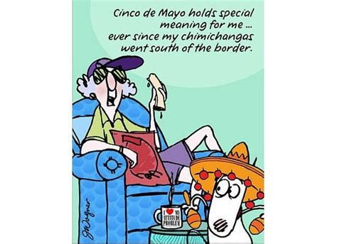 cartoon cinco de mayo cinco de mayo maxine cartoons pinterest