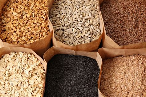 whole grains importance the importance of whole grains in a healthy diet