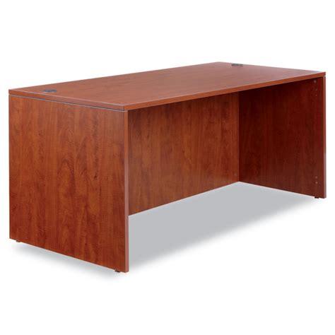 Alera Desks by Alera 174 Valencia Series Front Desk Shell 65w X 29