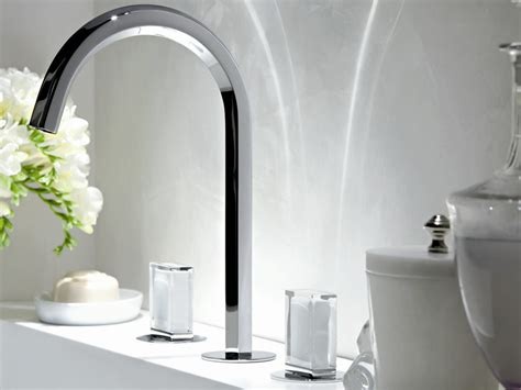 rubinetti per lavabo da appoggio rubinetto per lavabo a 3 fori da piano venezia rubinetto