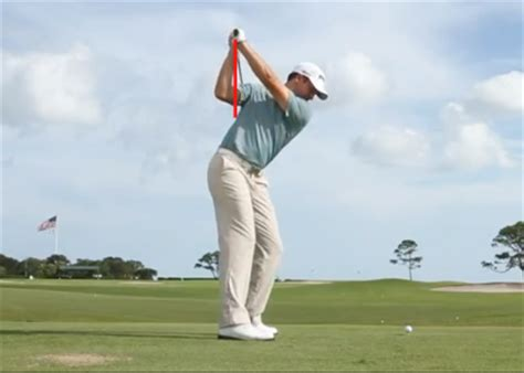 in to in golf swing what is a perfect golf swing