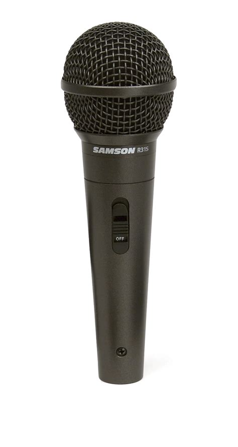 Microphone Huper Pro 1 Original samson r31s dynamic hyper cardioid microphone