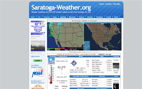 Best Templates For Your Weather Website 34 Weather Bits Ajax Website Template