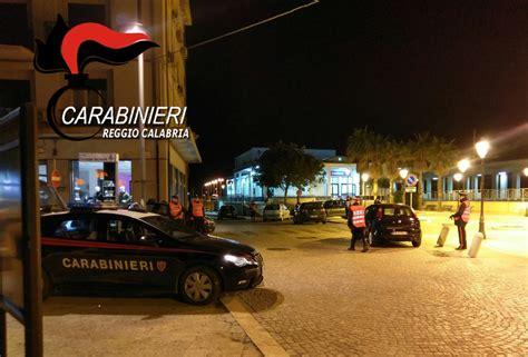 carabinieri melito porto salvo melito viola provvedimento di divieto di avvicinamento
