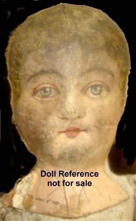 billiken rag horsman dolls 1904 1920s