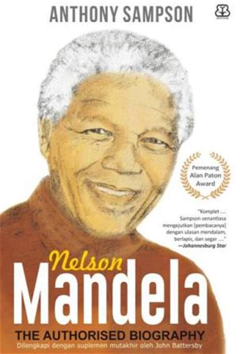 Biography Nelson Mandela Bahasa Inggris   buku nelson mandela the authorized biography penulis