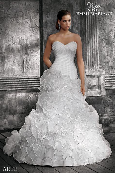 Extravagante Brautkleider by Hochzeitskleid Extravagant Hochzeit Trauung