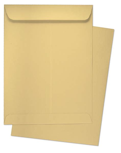 9x12 envelope template 9 x 12 catalog 28lb manila kraft catalog envelopes