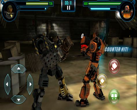 download mod game real steel real steel world robot boxing apk mod unlimited free download