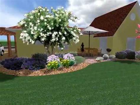 progettare giardini 3d progettazione giardino privato