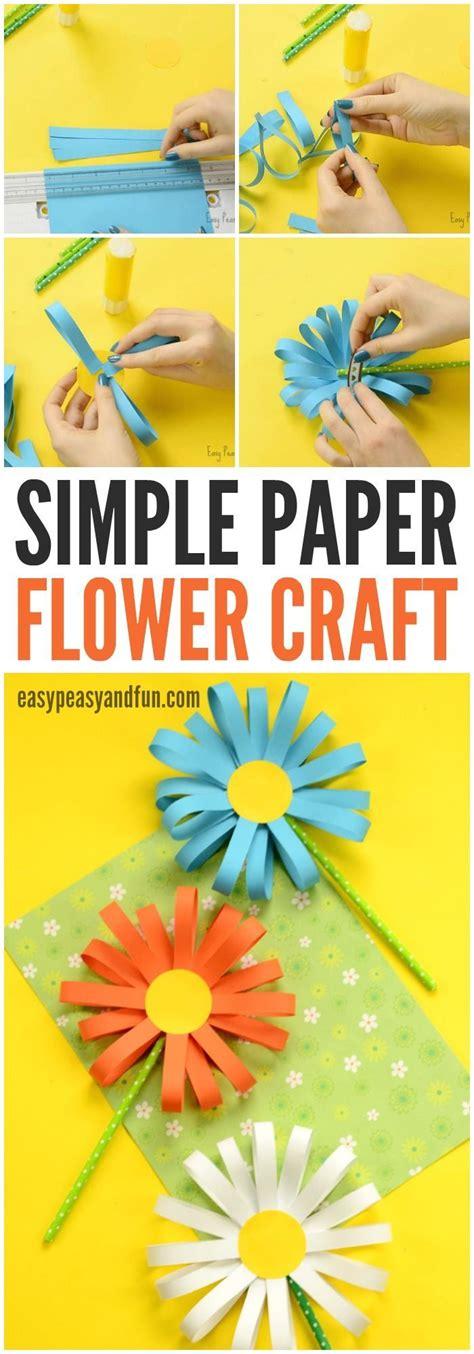 simple paper flower pattern best 25 flower crafts kids ideas on pinterest paper