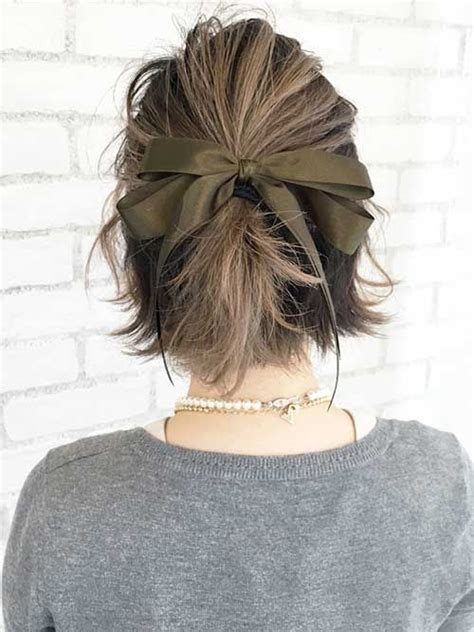 updo hairstyles for chin length hair the 25 best short fine hair ideas on pinterest fine