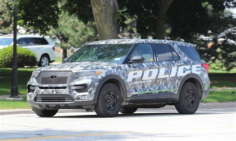 2020 Ford Explorer Linkedin by 2020 Ford Explorer Breaks Cover As Pursuit Vehicle