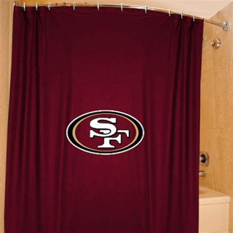 curtains san francisco pin by veronica on 49er fan pinterest