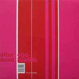 Evil Needle Vinyl - alter ego versus david the evil needle vinyl at