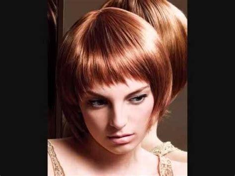 estilos de cabellos cortos cortes de pelo corto con flequillo tendencias de moda