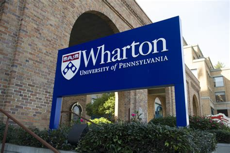 The Wharton School Of The Of Pennsylvania Mba by Business School Admissions Mba Admission
