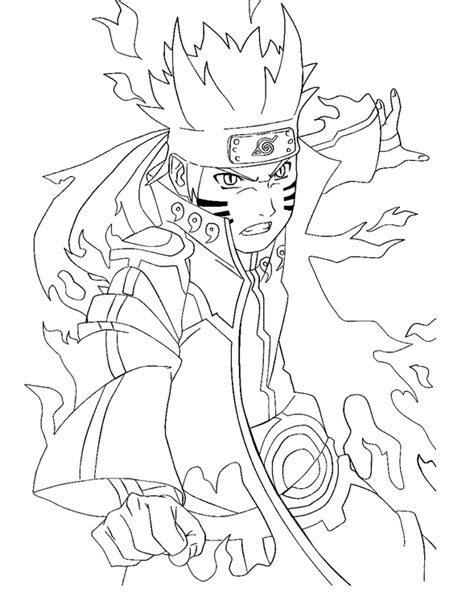 how to print in coloring book mode coloring pages rikudou sennin mode coloringstar