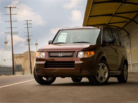 Honda Sc by Honda Element Sc 2007 Pictures Information Specs