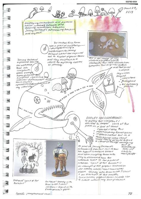 design process journal 67 best inspiration for personal project process journal