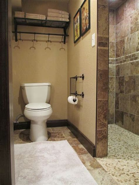 finished bathroom ideas basement bathroom lightandwiregallery