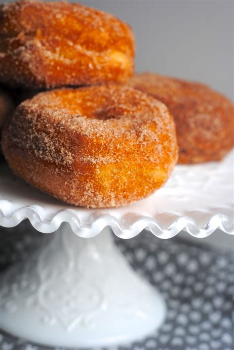 Handmade Donuts - easy doughnuts recipe dishmaps