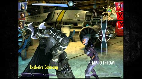 injustice gods among us android injustice gods among us mobile android app trailer gamers vlog