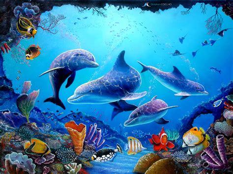 imagenes para fondo de pantalla delfines fondos de pantalla de delfines nadando fondos de