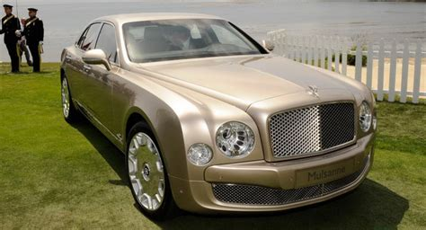 bentley limousine price new bentley mulsane limousine priced from 163 220 000 in the