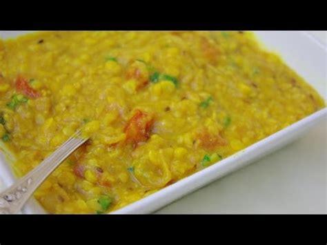 cuisine indienne daal fry lentilles