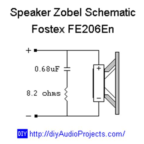 capacitor for zobel network capacitor for zobel network 28 images speaker zobel impedance equalization network circuit