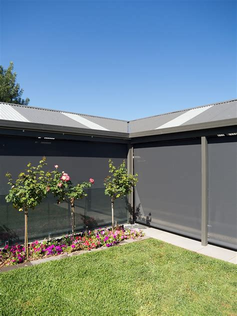 Outdoor Fabric Shades The Best Outdoor Shade Fabric For Your Blinds