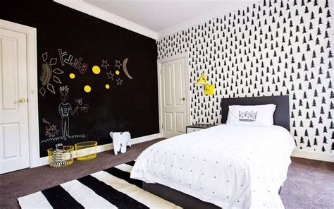 bedroom messages creative bedrooms with chalkboard walls and inspirational