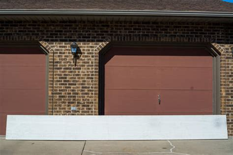 masonite garage doors two 16 new sections 600 00 for