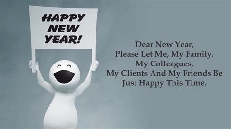 new year card sentiments happy new year quotes and sayings to a customer quotesgram