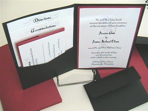 pocket invitations printable pocket wedding invitation kits pocket wedding invitations