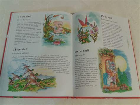 libro 365 cuentos de buenas libro de cuentos los animales cuentan 365 historias 11 000 en mercado libre