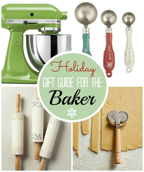 holiday gift guide for the baker cupcake diaries