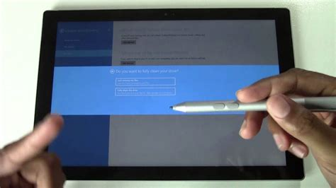 reset vivosmart 3 to factory settings surface pro 3 how to reset back to factory settings