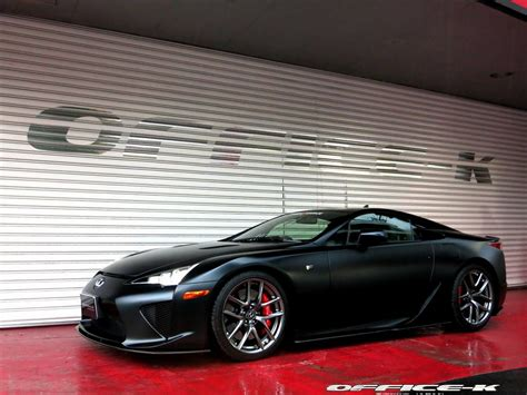 custom lexus lfa custom lexus lfa by office k