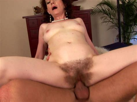 Old Pussy Loves Getting Fucked By Young Cock