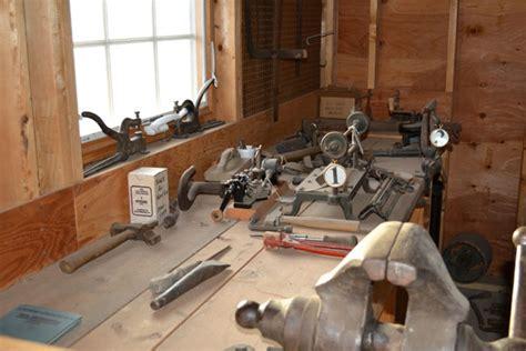 blacksmith shop dickinson museum center
