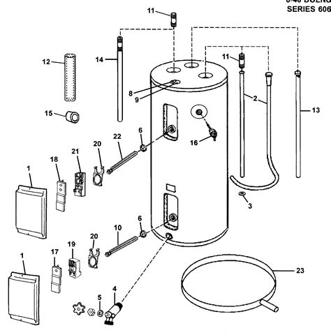 sears electric water heaters diagram sears get free