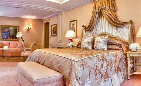 paris bedroom suite four seasons hotel george v paris paris france luxury