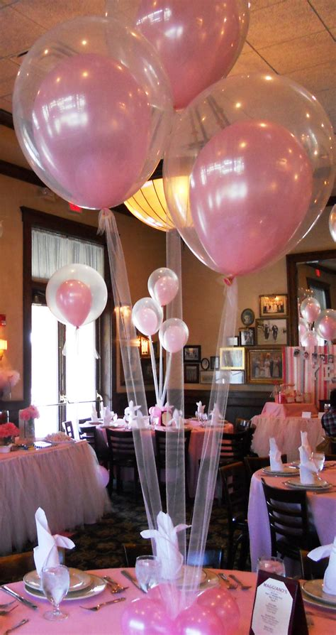 balloon centerpieces balloon centerpieces ideas favors ideas