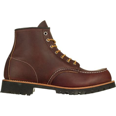 Sepatu Taknical 511 6 Inci wing heritage classic moc roughneck boot s backcountry